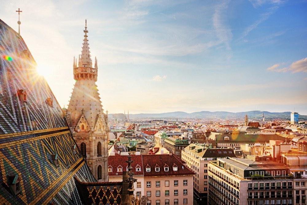 Thủ đô Vienna của Áo là thành phố đáng sống nhất thế giới.