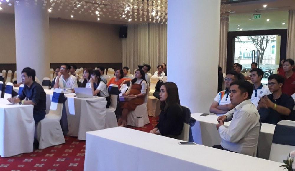 Sự kiện thu hút được sự quan tâm của cộng đồng khởi nghiệp