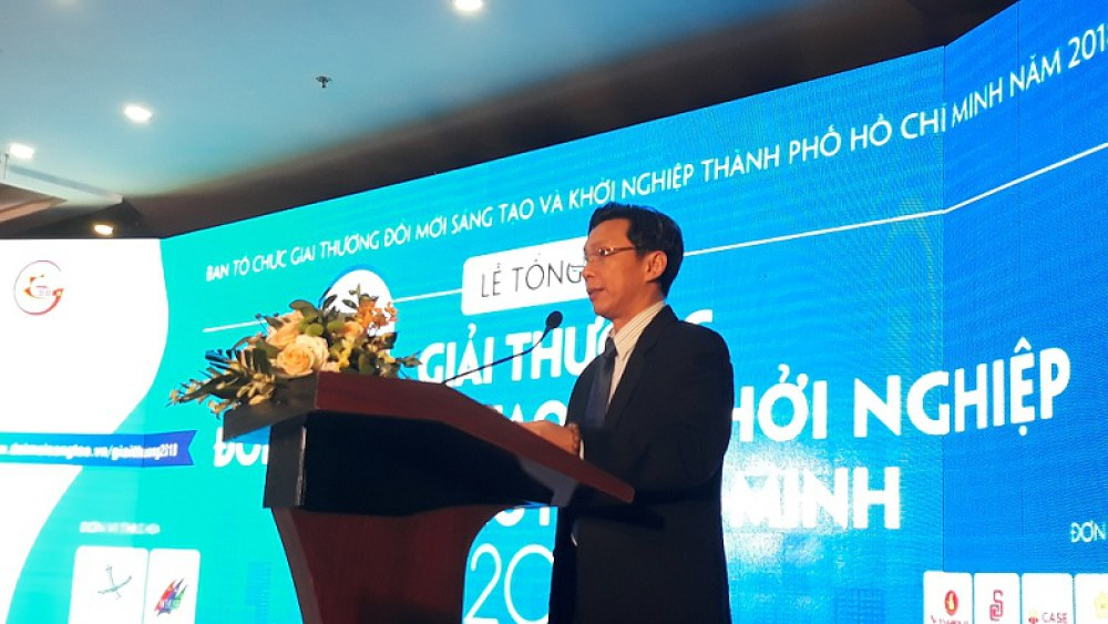 Ông Nguyễn Việt Dũng, Giám đốc Sở KH&CNTP.HCM, Trưởng ban Tổ chức  Giải thưởng, cho biết, Giải thưởng nhằmxây dựng văn hóa về đổi mới sáng  tạo và khởi nghiệp trong mọi lĩnh vực và lan tỏa tinh thần đổi mới sáng  tạo trong cộng đồng.