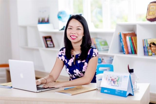 Ngô Thùy Ngọc Tú - Đồng sáng lập Công ty Cổ phần Giáo dục YOLA