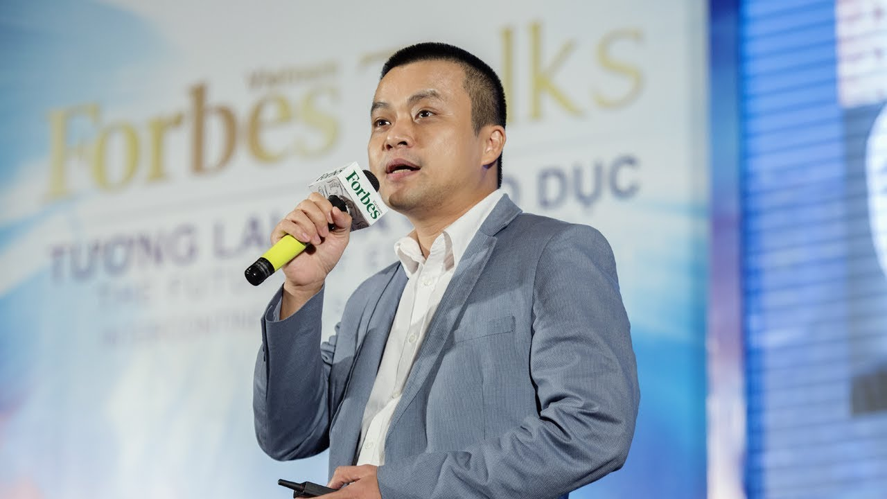 CEO Topica Phạm Minh Tuấn