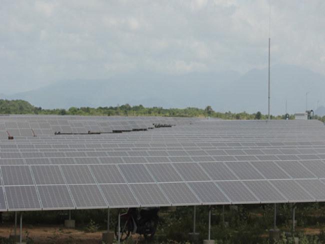 Hệ thống điện mặt trời Công ty Cổ phần BP Solar