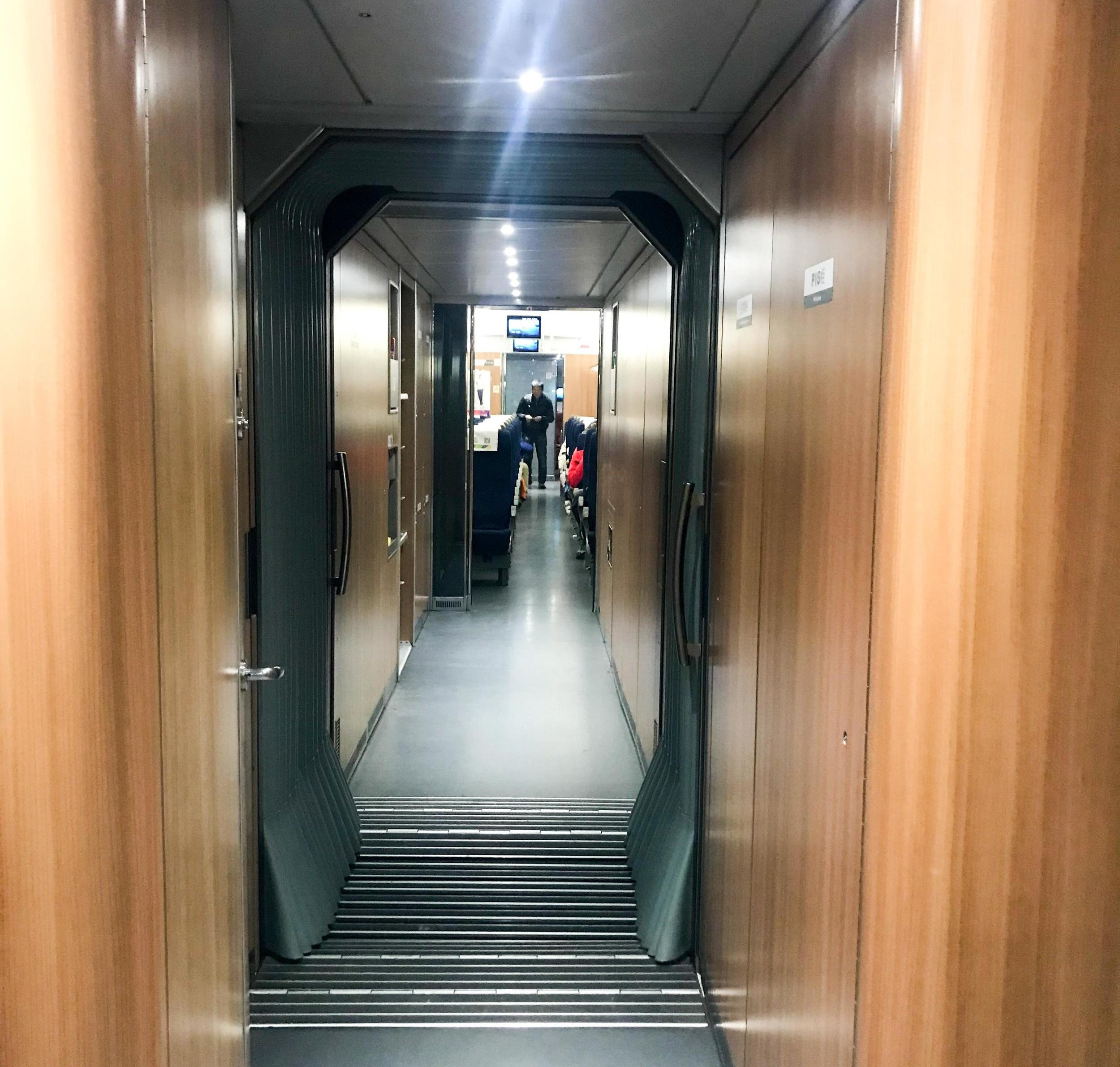 Nội thất trên tàu