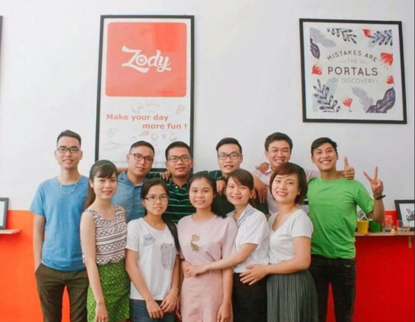 Startup Zody