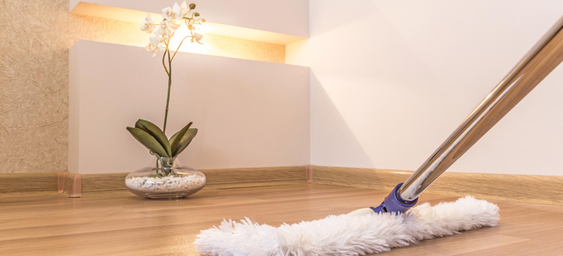 Biến việc dọn nhà thành thói quen hàng ngày -