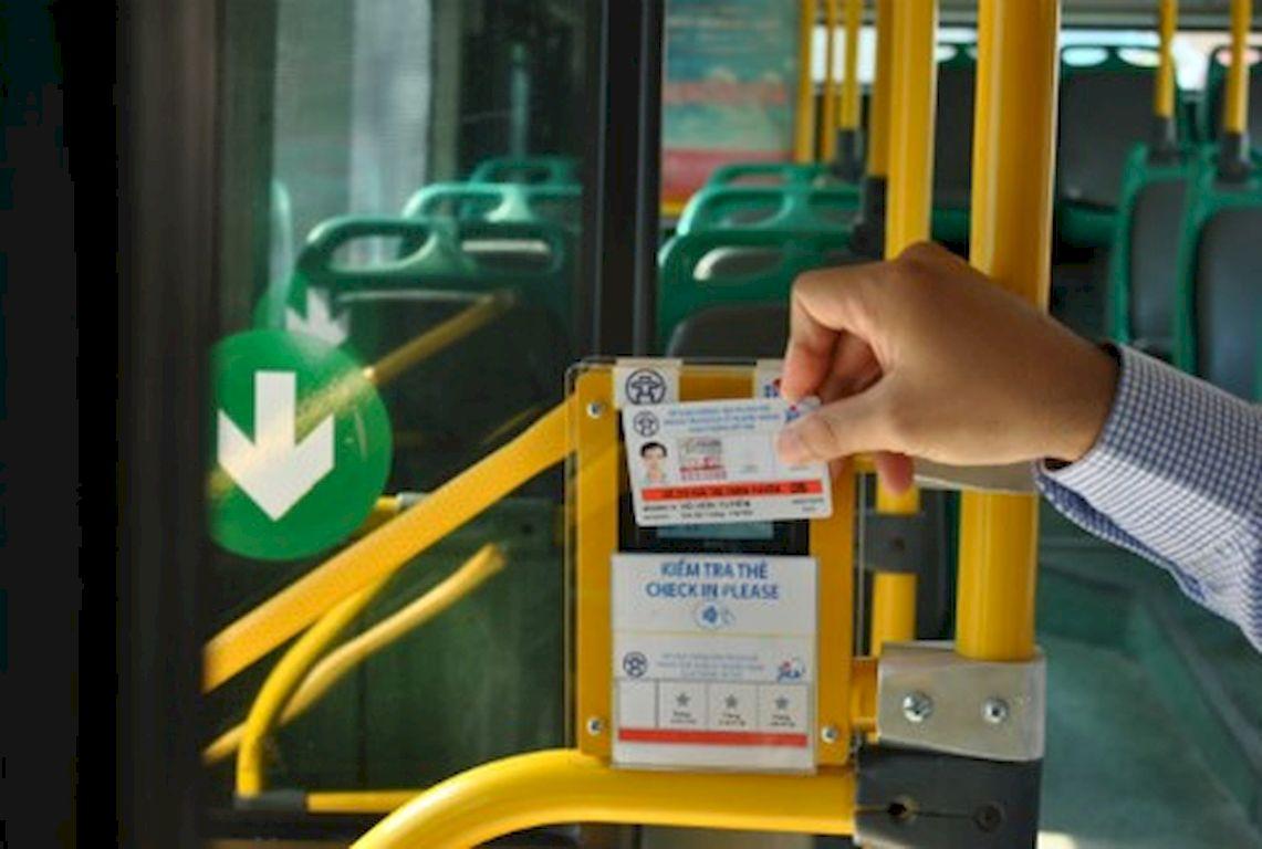 Hệ thống vé điện tử cho xe buýt BRT -