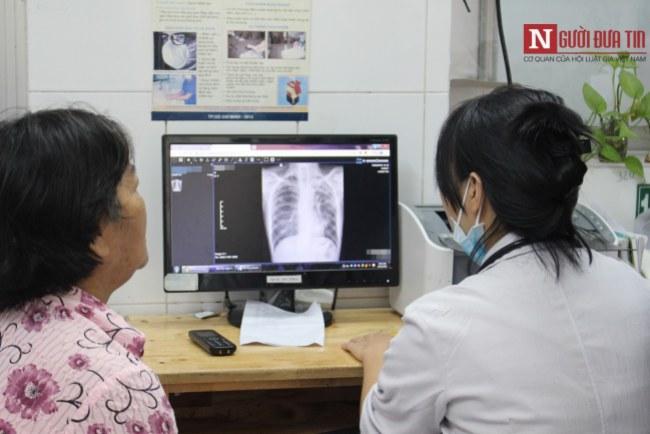 Bảo mật thông tin y tế của bệnh nhân cần thực hiện nghiêm túc, đúng quy trình. (Ảnh: Hà Nhân).