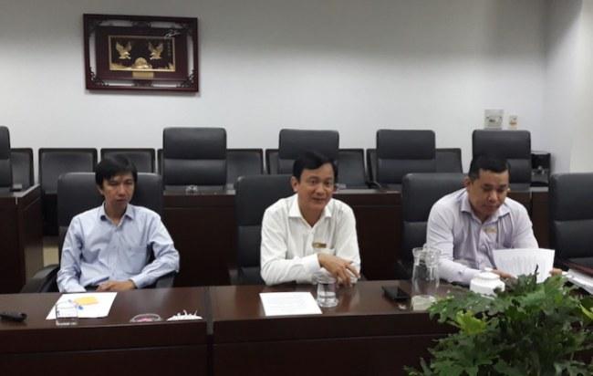 GS.TS Lê Vinh Danh giới thiệu về những hoạt động, định hướng của nhà trường