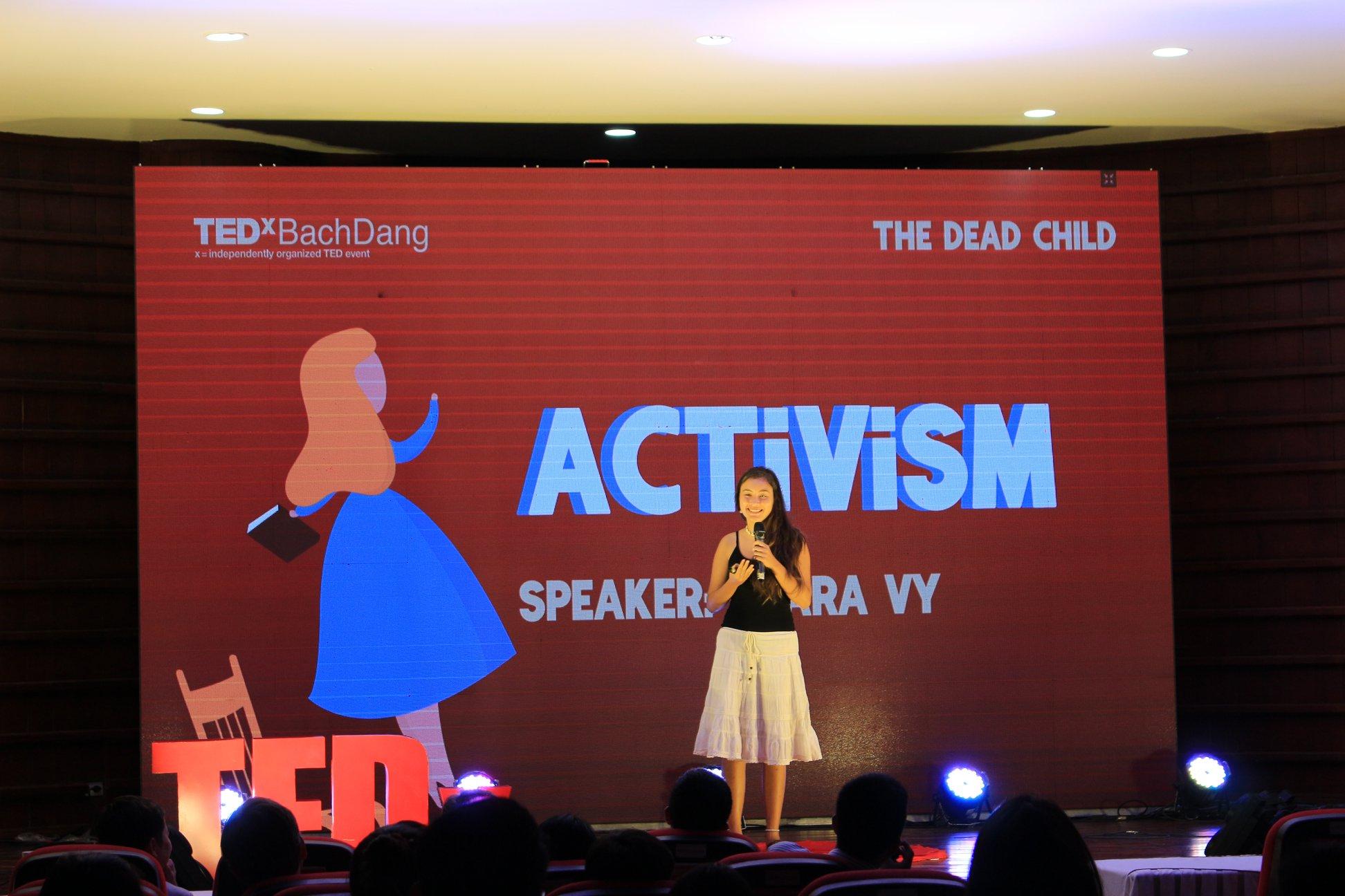 Clara Vy - thủ lĩnh phong trào bảo vệ Hội An xanh