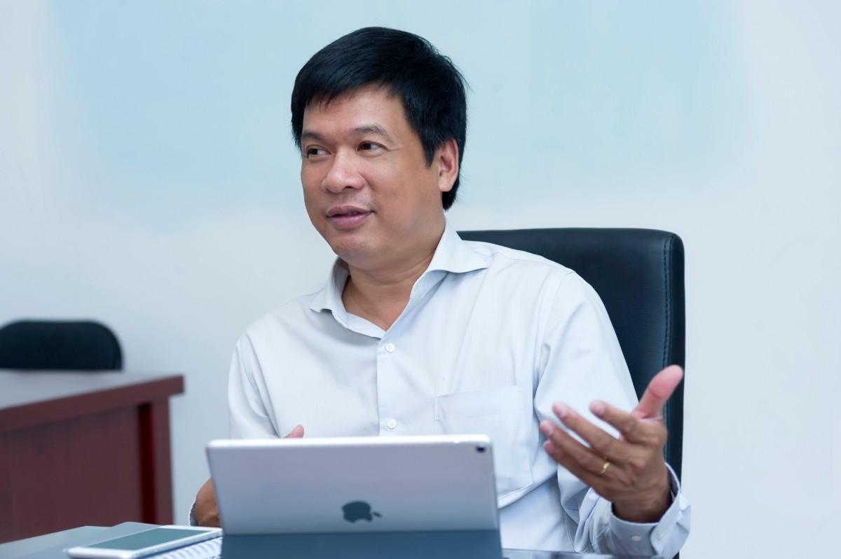 ông Huỳnh Kim Tước - CEO Saigon Innovation Hub