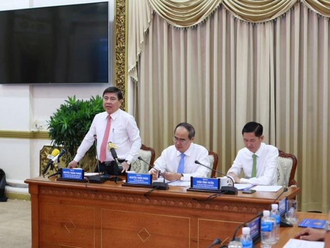 Chủ tịch UBND TP.HCM yêu cầu các sở, ngành, tổng công ty nhà nước phối hợp thực hiện đề án