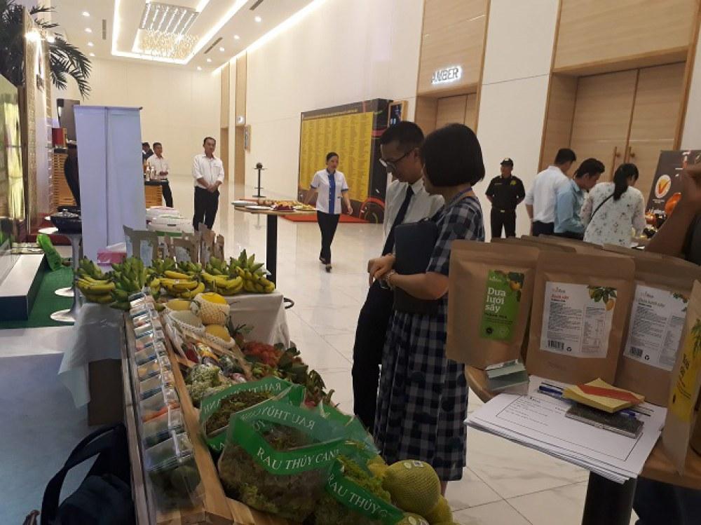 Các dự án, ý tưởng khởi nghiệp lĩnh vực nông nghiệp công nghệ cao sẽ được khuyến khích tại cuộc thi. Ảnh: Hà Thế An.