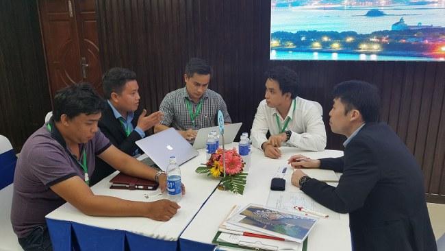 Một hoạt động kết nối, xúc tiến thương mại giữa doanh nghiệp VN và Nhật Bản do QTSC tổ chức.
