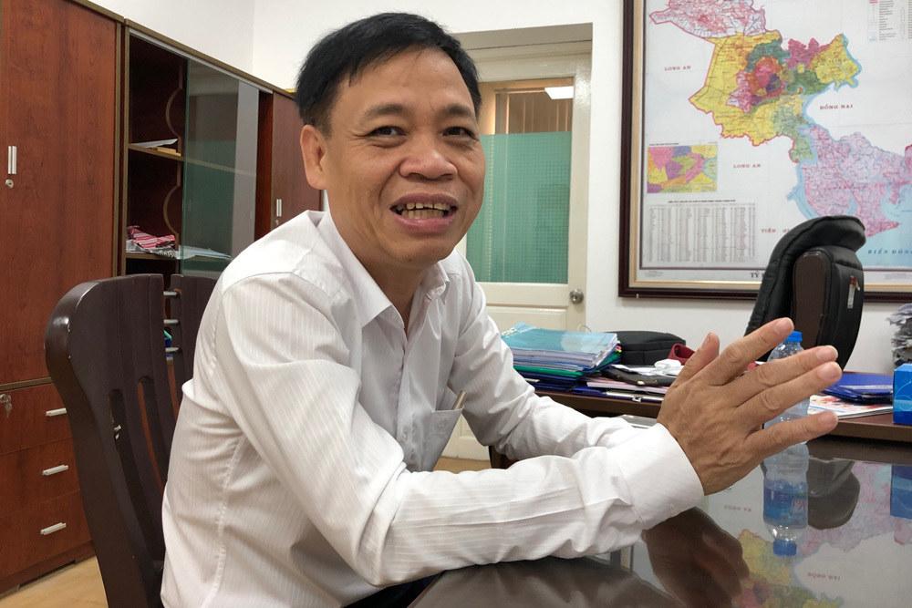 Ông Lê Quốc Cường, Phó Giám Đốc Sở Thông tin và Truyền thông TP.HCM