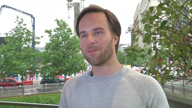 Anh Havard Haukeland, Giám đốc điều hành, đồng sáng lập Công ty khởi nghiệp Spacemaker.