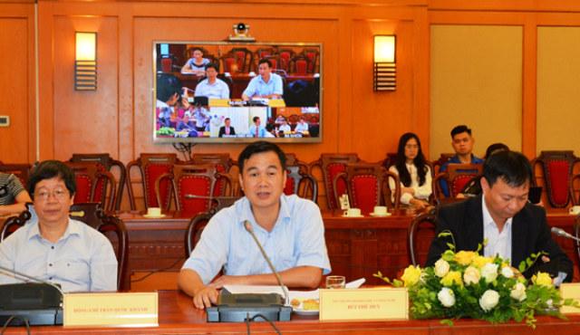 """Thứ trưởng Bộ KH&CN Bùi Thế Duy cho rằng, Việt Nam đã bước vào nhóm của các """"ông lớn"""" về đổi mới sáng tạo."""