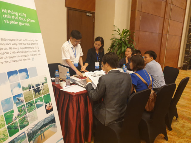 Các doanh nghiệp Hàn Quốc sẽ đưa sang Việt Nam các giải pháp công nghệ trong lĩnh vực nông nghiệp, xử lý nước, IoT và y dược