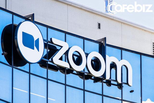 Ứng dụng họp, làm việc và học tập trực tuyến Zoom nổi lên như một hiện tượng trong đại dịch Covid-19.