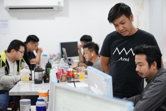 Những chính sách hỗ trợ của TP HCM không chỉ tạo động lực cho doanh nghiệp khởi nghiệp mà còn truyền cảm hứng cho nhiều người trẻ mạnh dạn khởi nghiệp. (Ảnh chỉ có tính minh họa) Ảnh: Hoàng Triều
