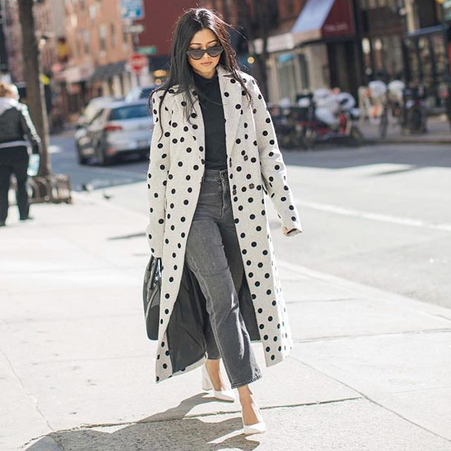 Polka dots please 🐞 @walkinwonderland #shopbyinfluencer