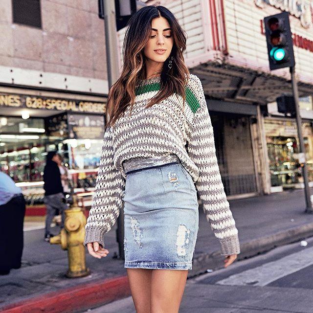 Stripe szn @kelsey_white #shopbyinfluencer