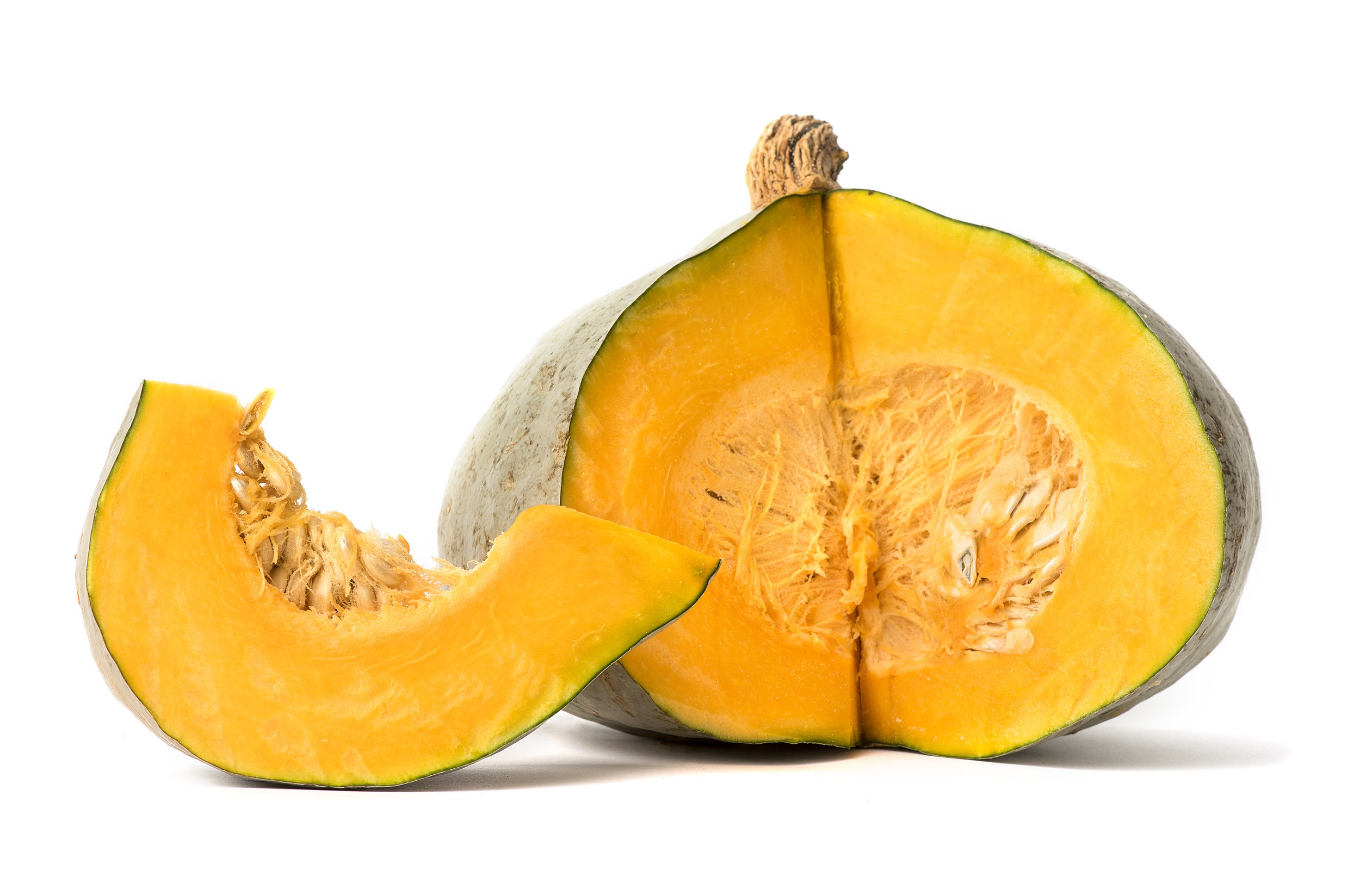 If you can find one, make this recipe with the lovely Silver Bell! Other SIMPLE squash will work also.