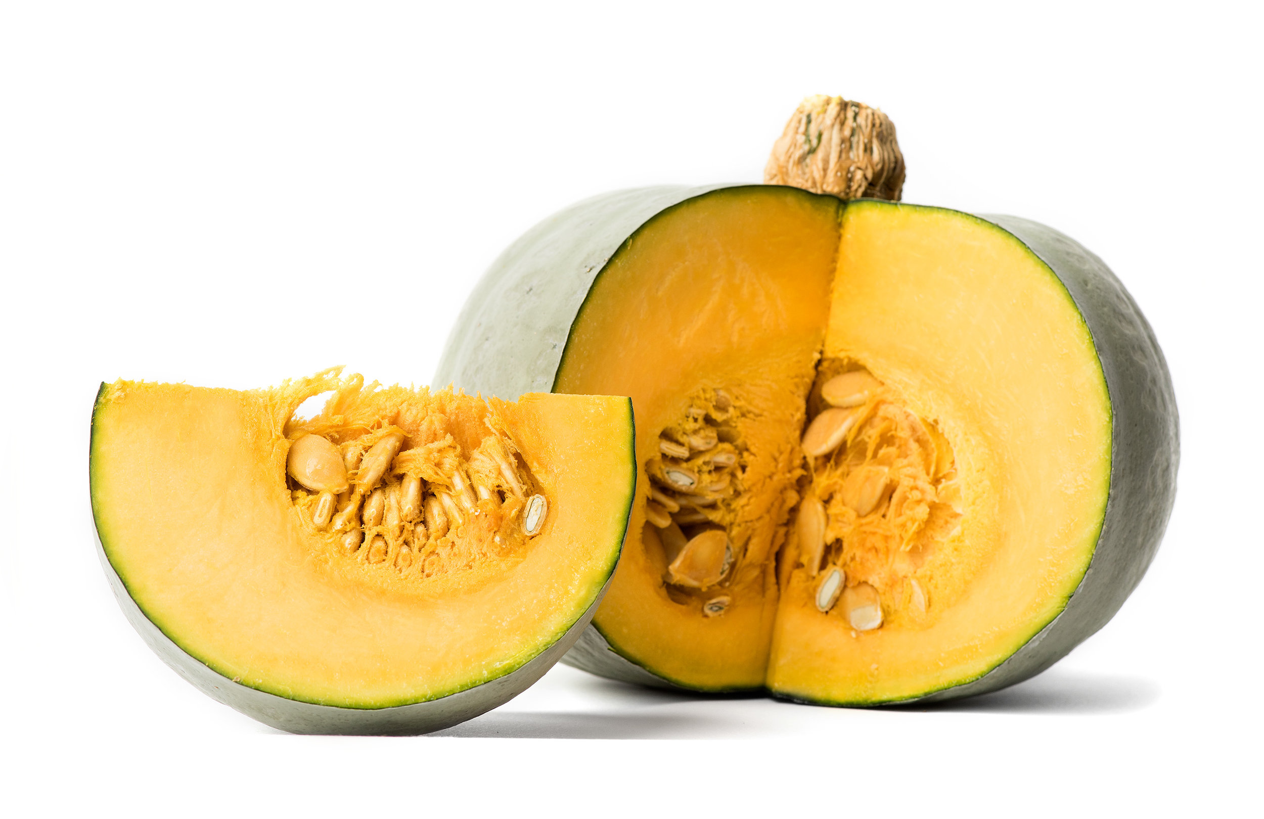 In December through March,Winter Sweet would be an excellent squash for this dish.
