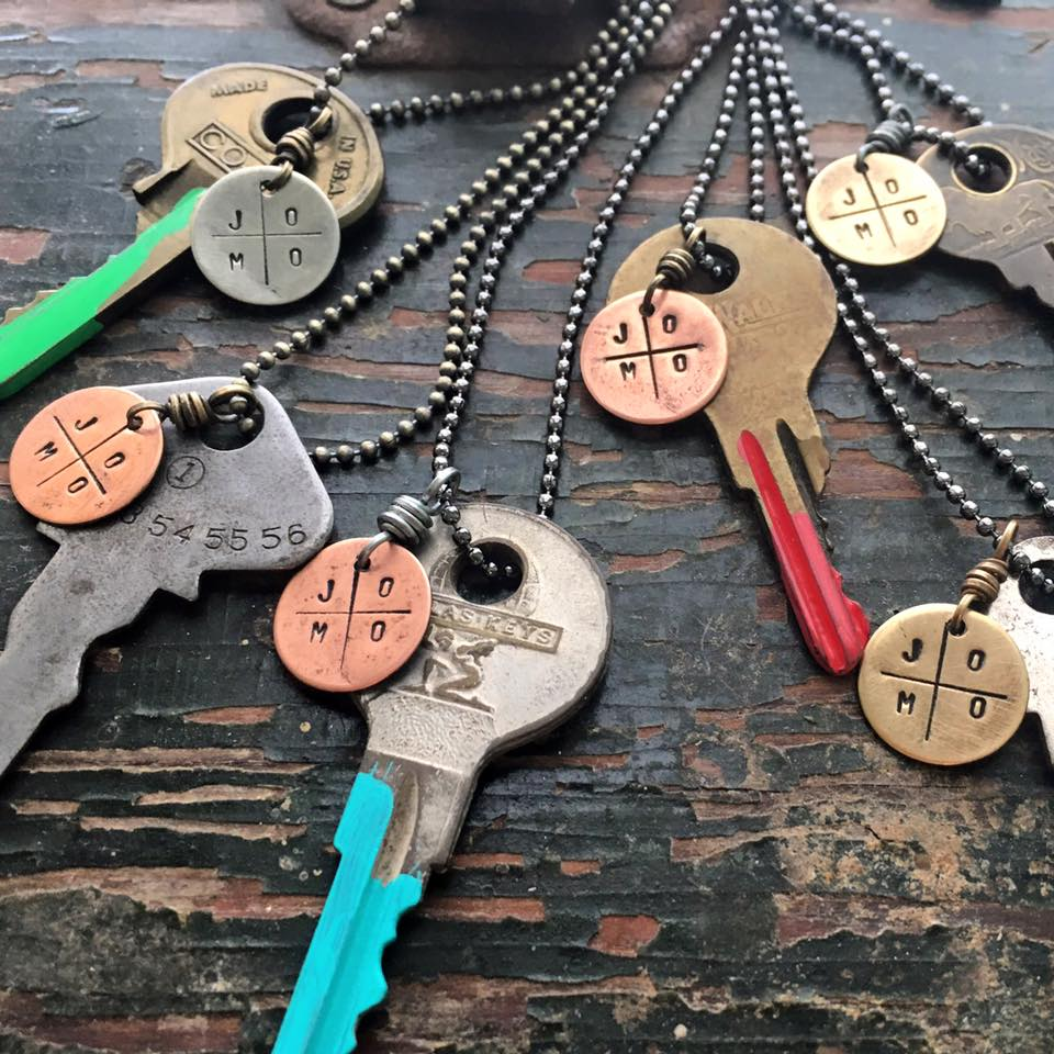 Keys to the City Necklaces - Four States Home Page
