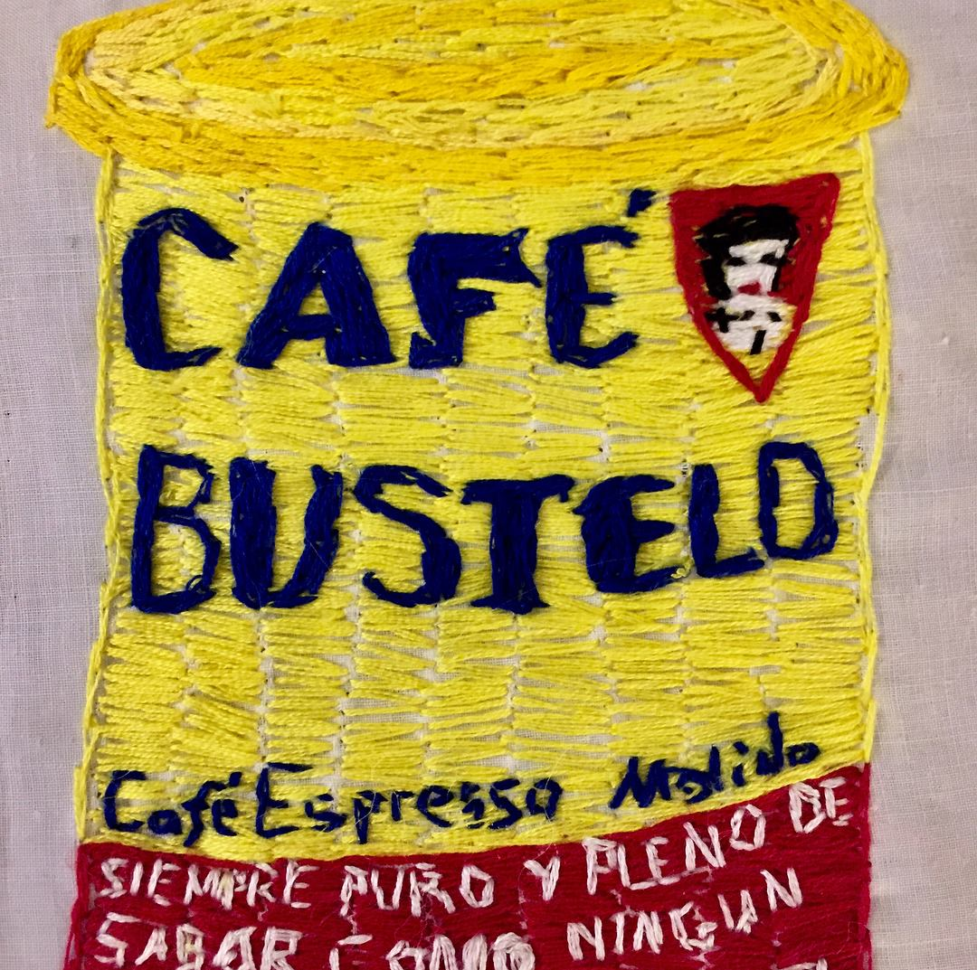 DETAIL OF CAFFEINATED-CAFE BUSTELO-2017