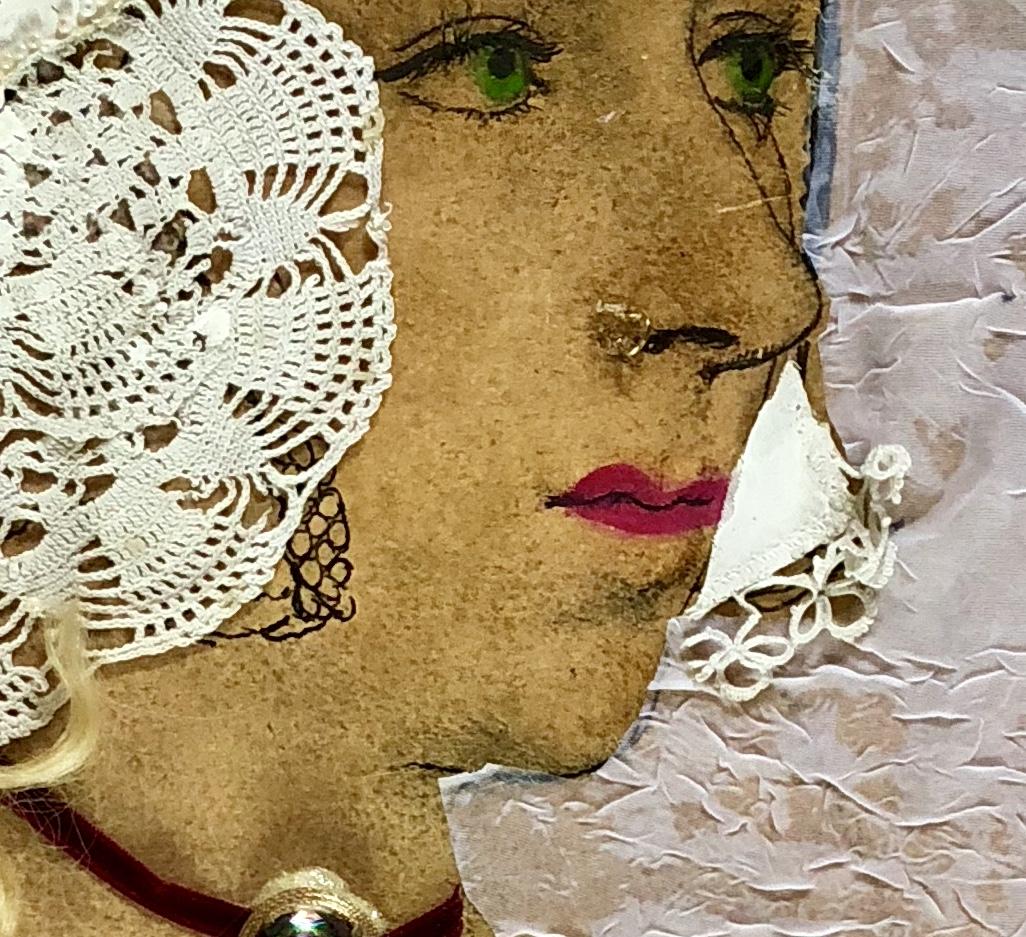 DETAIL OF ANNE BOLEYN'S REVENGE