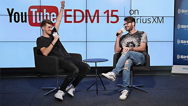 "So excited that ""One More Hit"" made it onto the YouTube EDM 15 hosted by @thechainsmokers on SiriusXM's BPM. Tune to BPM at 8 PM EST tonight to listen!"