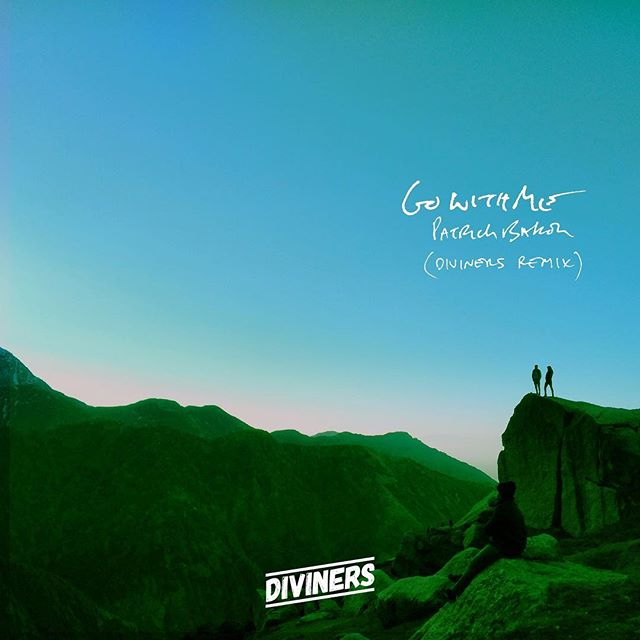 @divinersmusic remix of Go With Me is out today! Link in bio. 😁