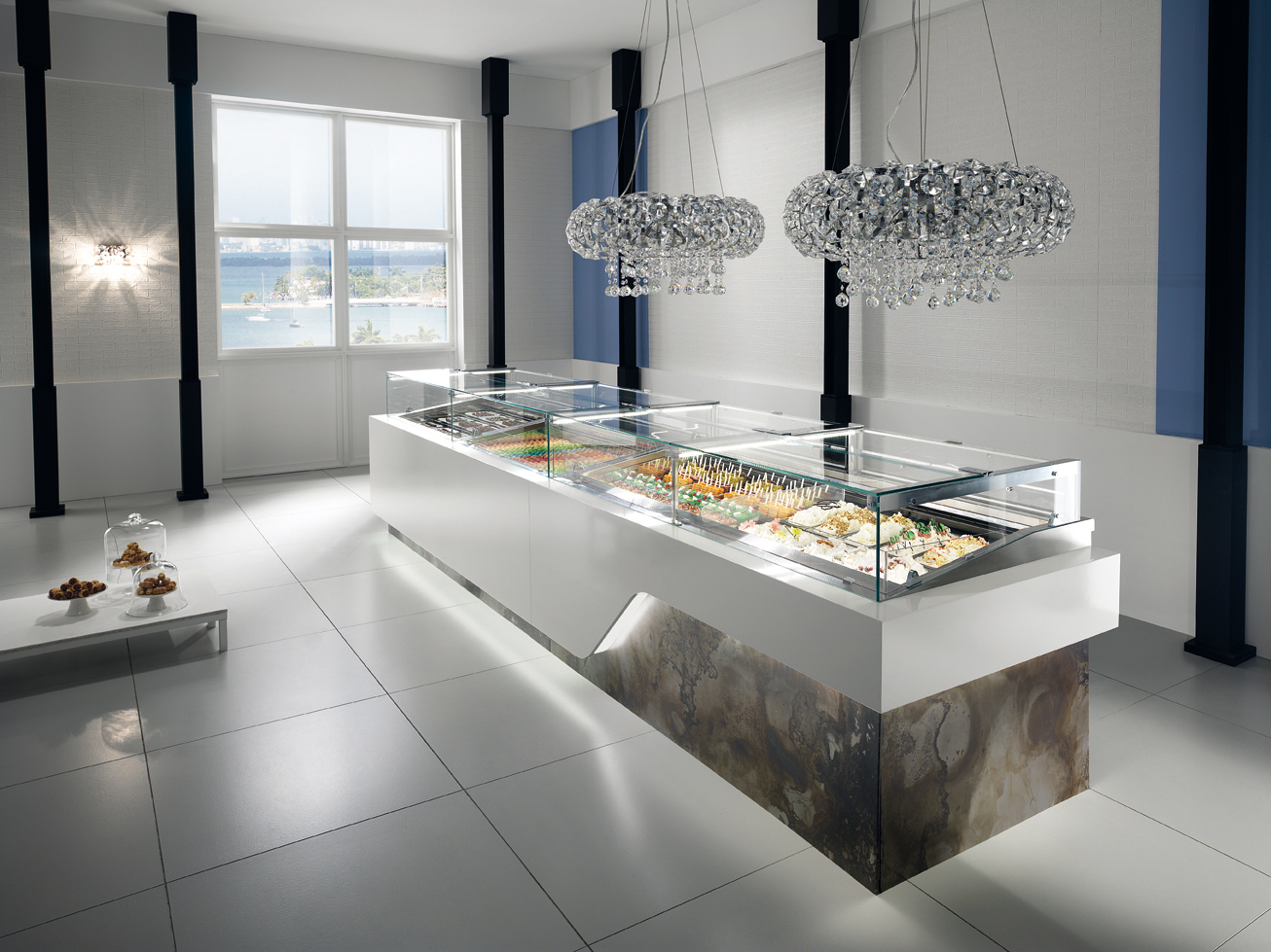 Unique Catering Products exclusive importer of CIAM refrigeration display units