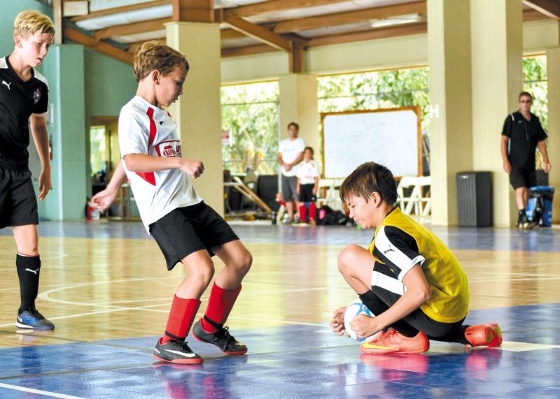 Kauai Futsal Winter 18