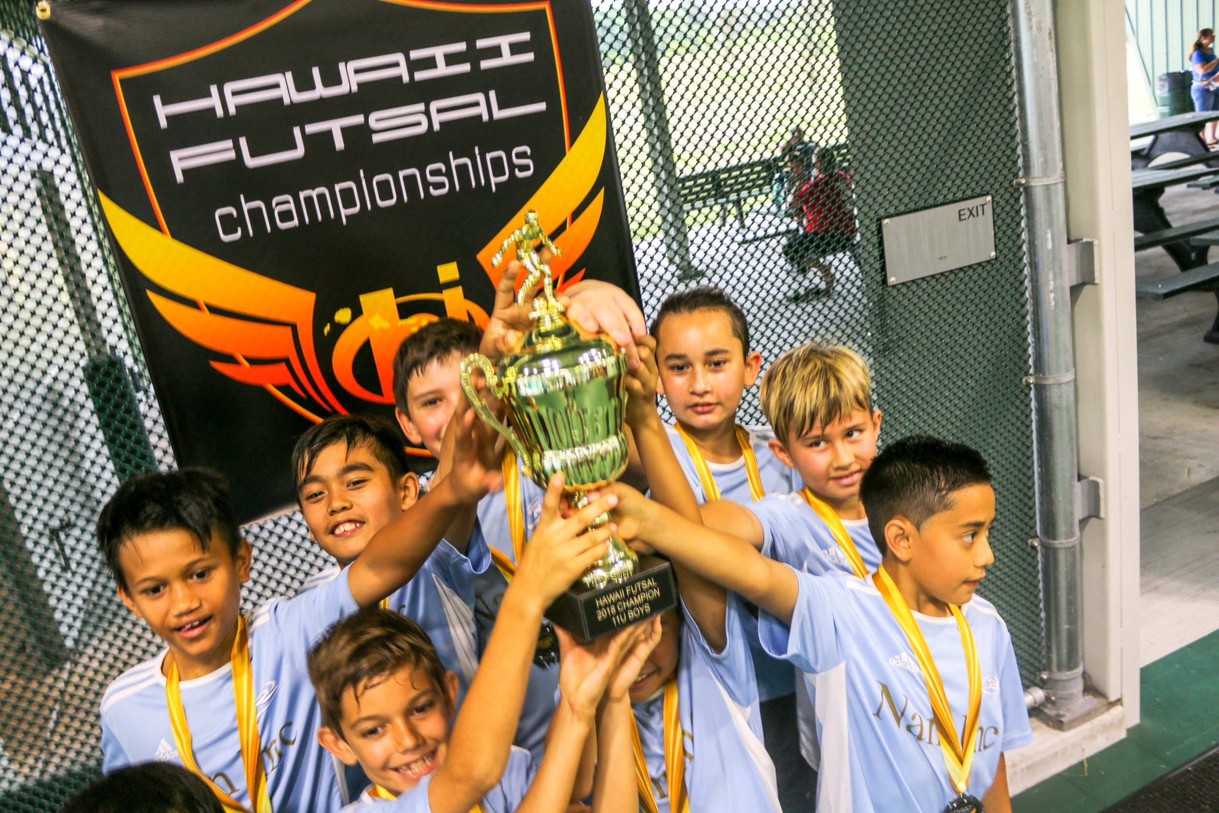 Tournament Links - Find all your Hawaii Futsal Championships links in one place – Online Schedule & Results, Rules & Regulations, Laws of the Game, and more…