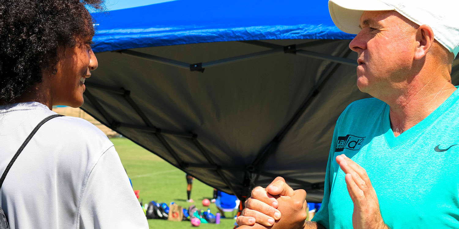Technical Staff - Our Technical Staff oversees HSF's Talent Identification and Player Selection Program.