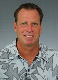 Chris Fisher — Head Men's Soccer Coach, Hawai'i Pacific University [Source:  HPU Sharks Website ]
