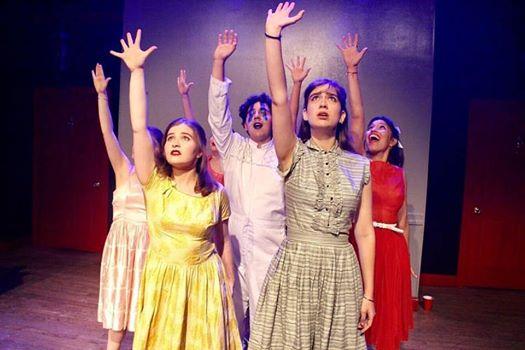 PraiseforAlice Korsin Aliens Coming - The People's Improv Theater—August/September 2017