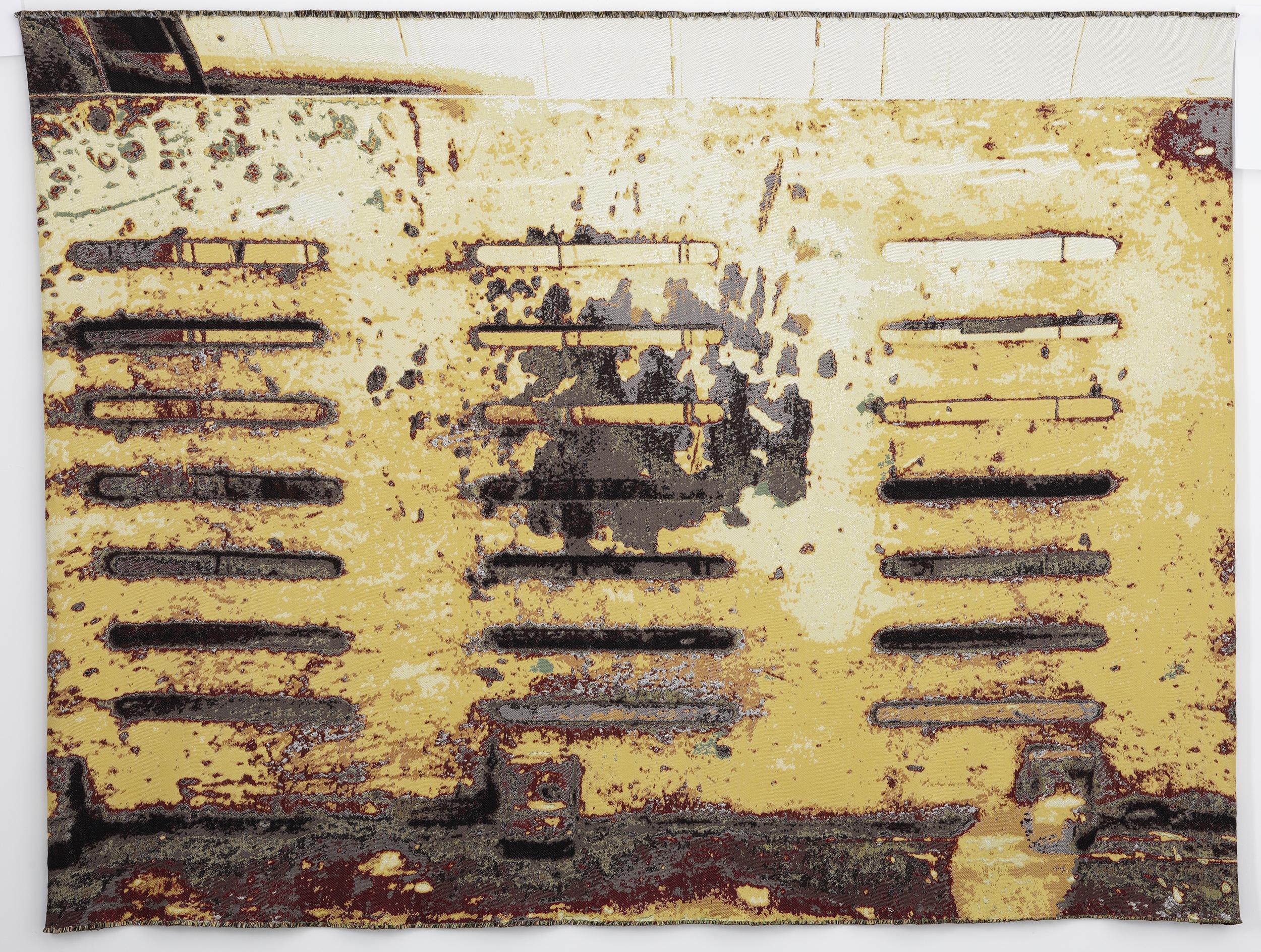 Gul Plate 160cm x 213cm
