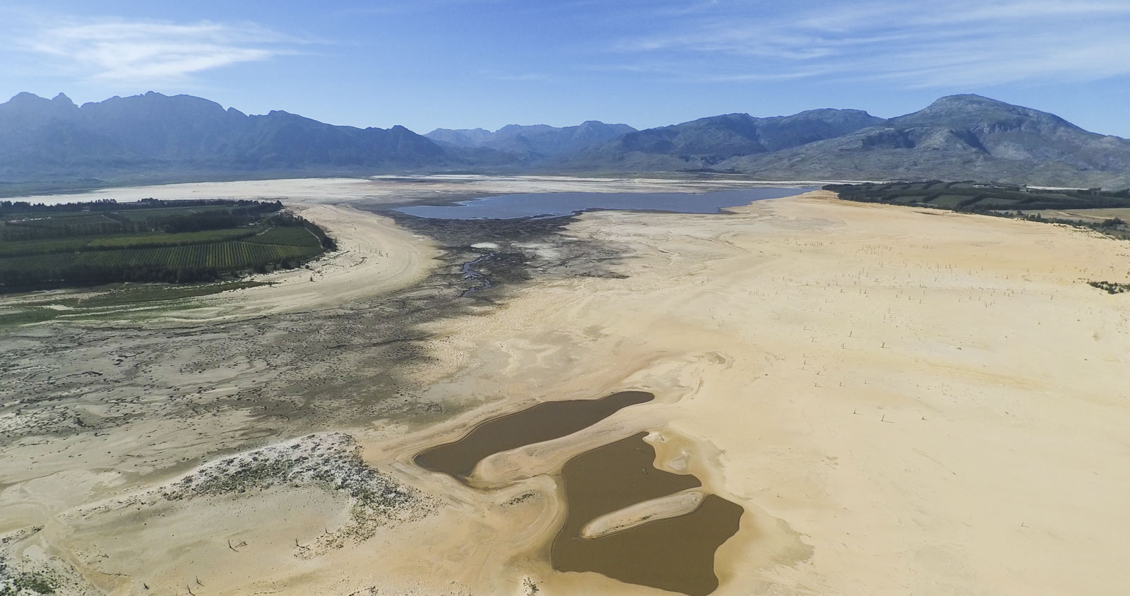 Cape Town Drought
