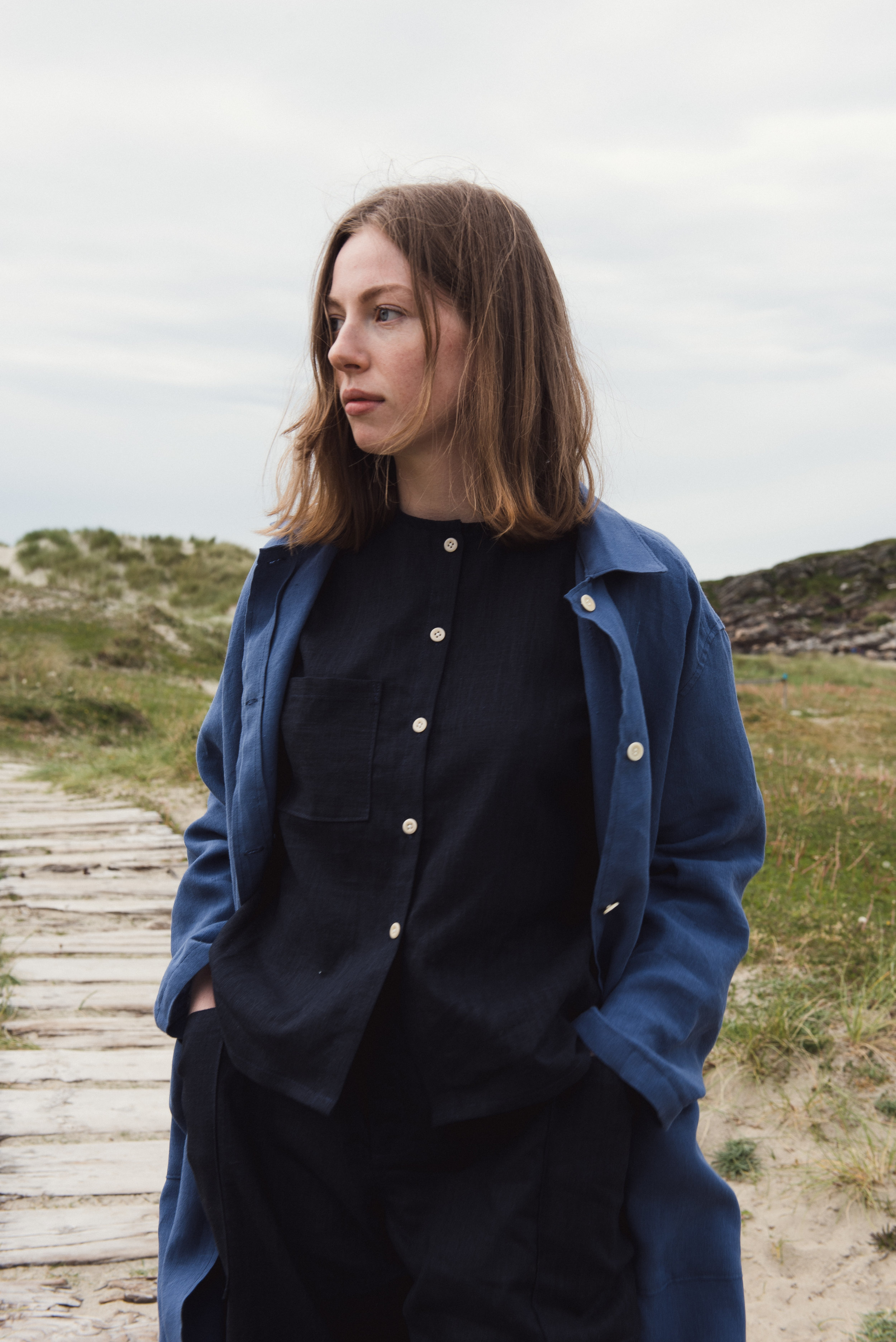 Coat: Workshop Shirt: Patti Trousers: Workshop
