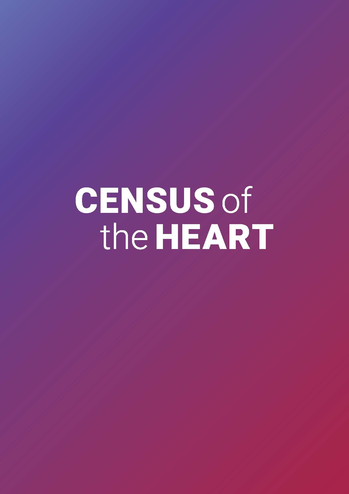 Census of the Heart 2016