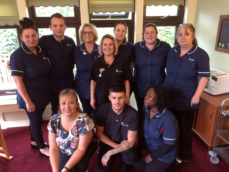 Maricare - Beech Haven Staff