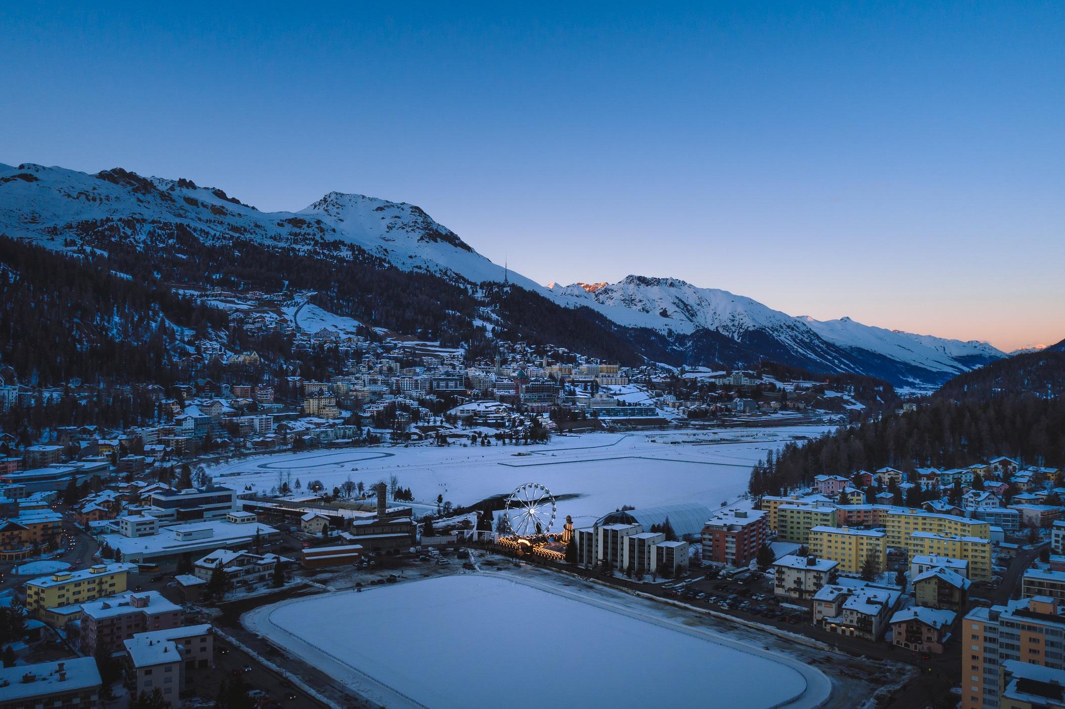 St Moritz - (Confidential)