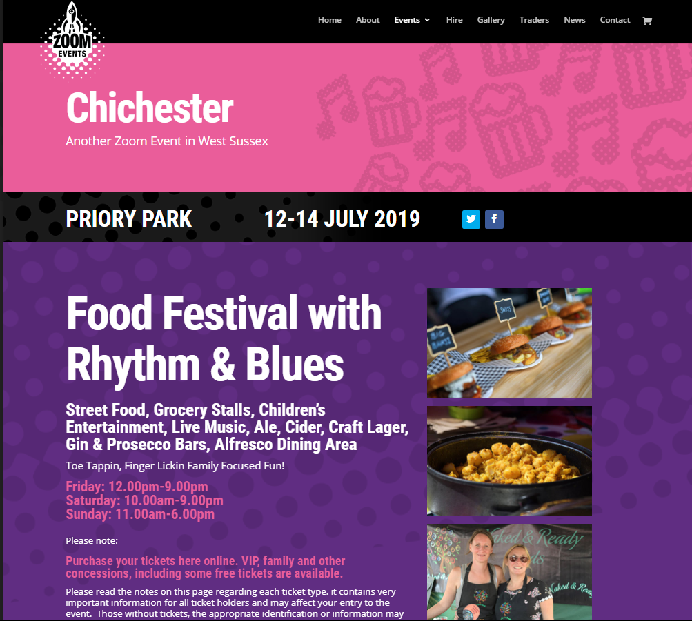 Chichester Food & Drink Festival