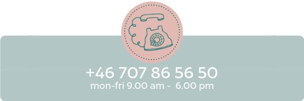 Kundtjänst telefonnummer