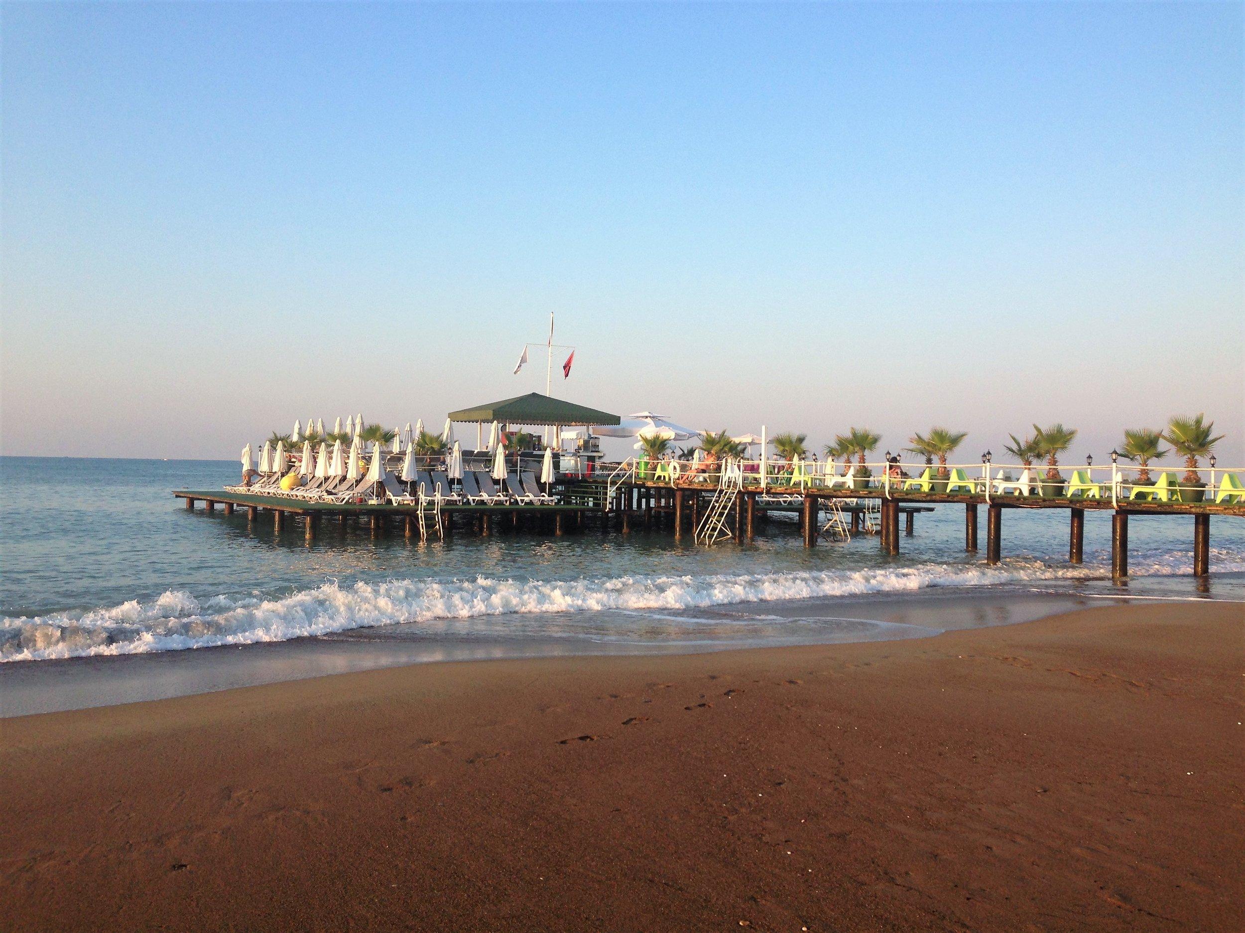 Limak Lara De Luxe Hotel Beach