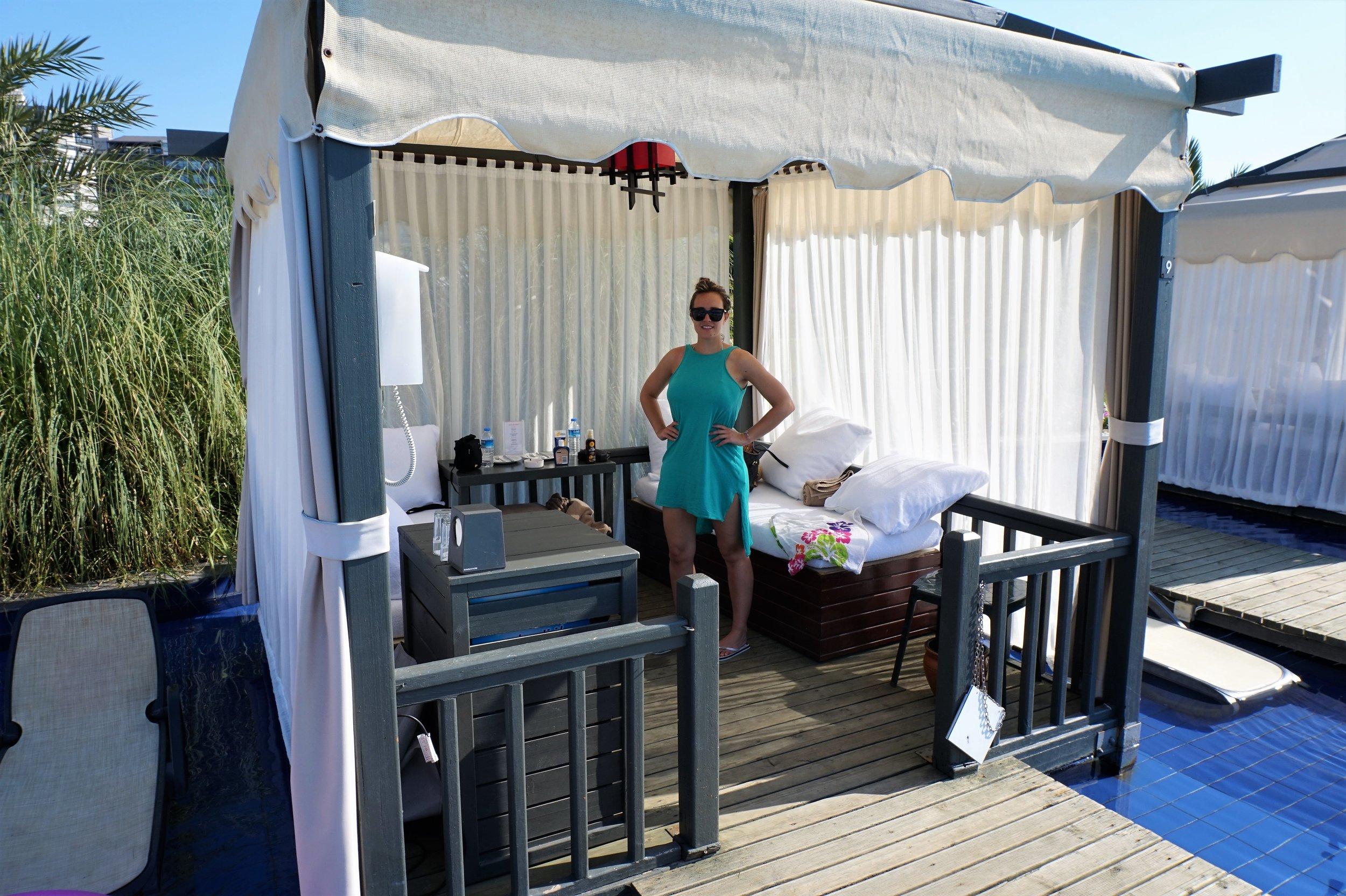 Limak Lara De Luxe Hotel Cabana