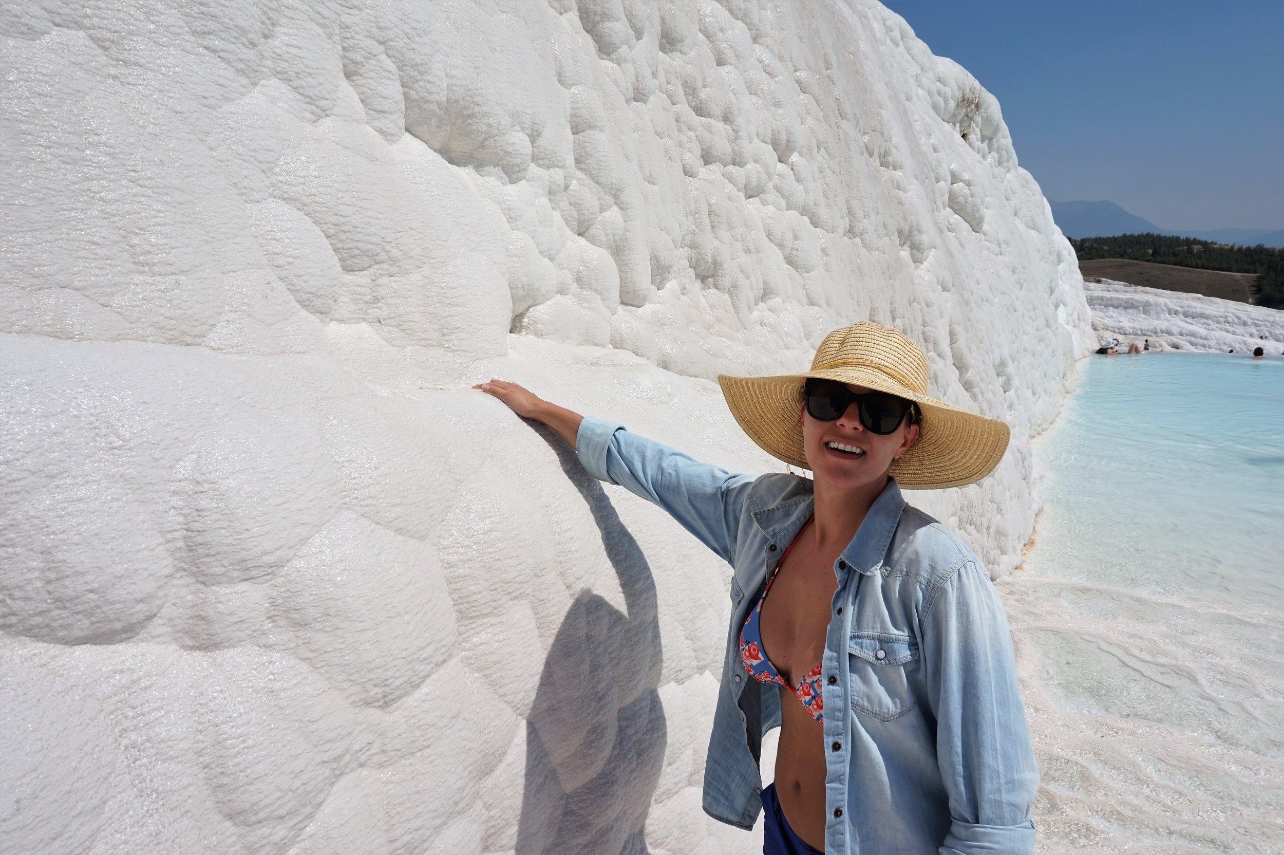Cotton Castle Pamukkale Calcium Baths