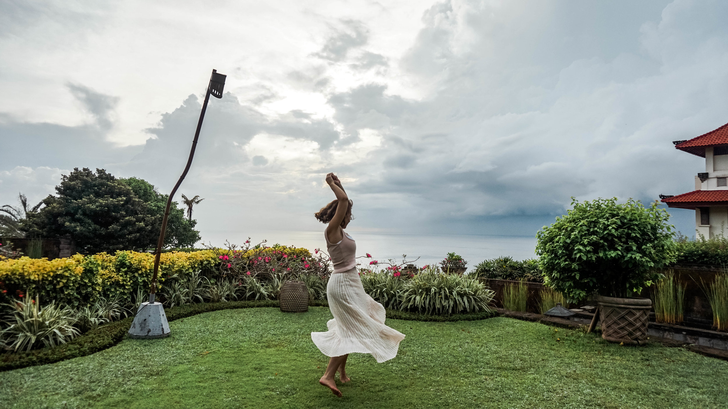 Hilton Bali Resort - you make me so happy!